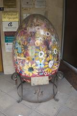 Bulgarian Easter Egg (adamfrunski) Tags: easter sofia egg bulgaria