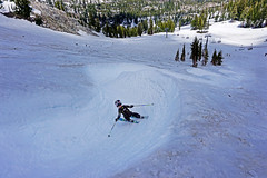 Squaw Valley Memorial Day Weekend Ski (benjaminfish) Tags: california usa lake snow ski memorial day weekend may tahoe valley snowboard squaw 2016