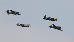 Duxford May2016_Pacific_13 (andys1616) Tags: vought corsair thefightercollection curtiss p40 warhawk hawk 75 grumman wildcat americanairshow duxford cambridgeshire may 2016