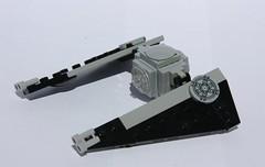 TIE Striker (FxanderW) Tags: starwars lego tie empire custom rebels moc rebelalliance rogueone galacticempire tiestriker