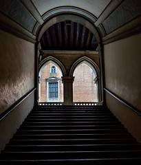 Doge's palace (Stan d'Art) Tags: palace venice venezia italy italia architecture steps climbing reflection art beautiful visit tourist tourism view exploring europe topdestination