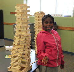 Georgetown Family Fun Day June 20, 2016 - Build it High, Build it Tall (ACPL) Tags: georgetown geo fortwaynein acpl familyfunnight allencountypubliclibrary buildithigh buildittall