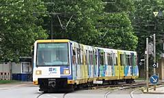 Essen (Stadtbahn) (Jean (tarkastad)) Tags: germany deutschland tram lightrail streetcar allemagne tramway lrt tarkastad stadtbahn strasenbahn
