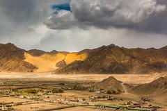 Earth spirit (tonbluesman) Tags: india landscape leh ladakh