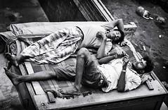 Kolkata (daniele romagnoli - Tanks for 12 million views) Tags: road street portrait people blackandwhite bw india monochrome monocromo nikon asia strada faces sguardo indie kolkata ritratto indien bianconero calcutta biancoenero indiano inde  indiani calcuta   d810   romagnolidaniele