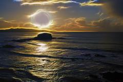 (cazador2013) Tags: costa sol montaa turismo rocas orilla artistico serenidad