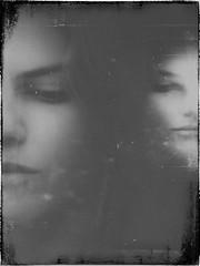 ... Venus ... (Fede Falces ( ...... )) Tags: bw love girl beautiful face lady blackwhite eyes pretty venus noiretblanc olympus dreams theateroftragedy