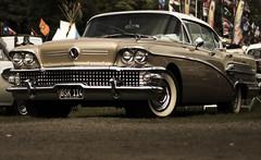 Buick (aidan_wiseman) Tags: car vintage classic carshow sepiatone