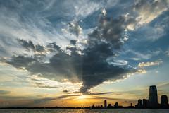 Optic Photo Cruise June 6, 2016 (dansshots) Tags: nyc newyorkcity sunset hudsonriver bigsky circleline bh settingsun optic 1735mm sunsetcolors photocruise nikond3 dansshots