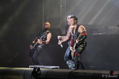 Rammstein @ Hellfest 2016-29 (yann.bredent) Tags: festival metal rock music musique live show stage lights fireworks 2016 hellfest hellfest2016 artiste concert rammstein band artist