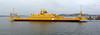 gullmaj (helena.e) Tags: water yellow gul ferrie färja västkusten workingonasunday öckerö helenae gullmaj
