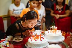 Happy birthday!! (Randy Wei) Tags: portrait 35mm fujifilm f095 zhongyi xe1 mitakon