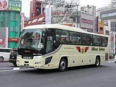 日本交通 (izayuke_tarokaja) Tags: isuzu jbus ガーラ 日本交通 セレガーラ