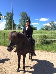 Dags fr trning (Patrick Strandberg) Tags: horse sweden iphone hst stergtland icelandichorse islandshst vikingstad iphone6 eilifur nestalund