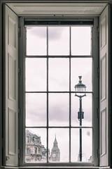 TIME THROUGH THE AGES (zozoros) Tags: windows light london window view landmarks bigben nationalgallery finestra vista londra luce londonview