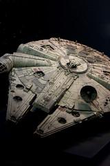 Millennium Falcon (Mrs.Rapunzel) Tags: starwars ship kln chewie chewbacca hansolo millenniumfalcon identities