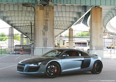 How I Spent My Saturday (FourOneTwo Photography) Tags: auto car exotic audi r8 audir8 fouronetwophotography
