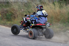 Yamaha YFZ450R (SrgioGonalves@Fotografia) Tags: portugal baja mazda proto toyota hillux suzuki sert tt canon 7d 70200 rally yamaha yfz450r quad