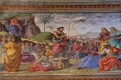 santa maria novella florence 189 (Walwyn) Tags: italy florence fresco renaissance wallpainting johnthebaptist ghirlandaio