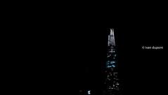 In the night, the Shard by Renzo Piano, London, England (monsieur I) Tags: longexposure greatbritain summer london water skyline architecture night skyscraper europe unitedkingdom thecity wideangle renzopiano theshard monsieuri