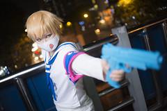 Noiz (ductranminh91) Tags: portrait people anime nikon cosplay outdoor vietnam hanoi d600
