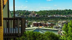 Pious Yard 4 (HaggertyMedia) Tags: pittsburgh hills pgh southsidepgh atownpgh