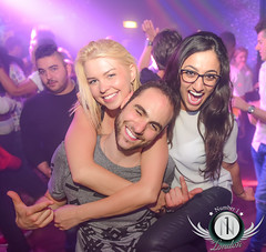 N1L17_6_16_SK_87 (shkelzenkernaja) Tags: camera bridge party people colour london art club night fun photography nikon colours vibrant nightlife colourful groupshot loads bluenight londonnight crazynight vibrantcolours clubphotography barlondon nightclubphotographer bestparty happycolour clublondon peoplenight pinknight funlondon number1london photographylondon ukclub partyanimation until6am crazyanimalparty purlplenight motioncolour