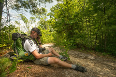 0V5A2401 (Connor Wyckoff) Tags: camping red river hiking kentucky backpacking gorge osprey