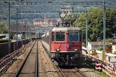 SBB Re 4/4 420 156 auf der Gotthardbergstrecke (daveymills31294) Tags: sbb 420 re 44 ffs 156 gotthard cff baureihe 11156 gotthardbergstrecke
