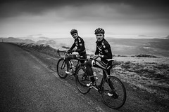 DSC07633 (Gumundur Rbert) Tags: sky white mountain black 35mm cycling climb iceland cloudy f14 sony climbing rolf prima reykjavk sland ares a7ii pansonic samyang reihjl rokinon