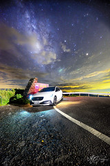 Volvo (M.K. Design) Tags: longexposure mountains nature skyscape landscape volvo nikon scenery taiwan galaxy    ultrawide hdr    starrynight milkyway   nantou  renai  2016    nightimage hehuanshan  volvoforlife    mthehuan    tarokogorgenationalpark    d800e volvomoment madebysweden    mk
