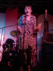 Sexy KC 27/06/16: Caroline Mabey (Diamond Geyser) Tags: show musician gig onstage 100club princetribute karaokecircus carolinemabey sexykc