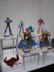 Japan expo 2013 (  Sora  ) Tags: game anime saint japan stand expo manga culture gaming exposition convention figurine japon seiya jeux culte 2013 evnement vidos