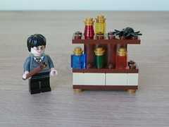 LEGO 30111 LEGO HARRY POTTER The Lab (Totobricks) Tags: make lego harrypotter howto instructions minifigs build thelab minifigure minifigures 30111 polybag legoharrypotter totobricks lego30111