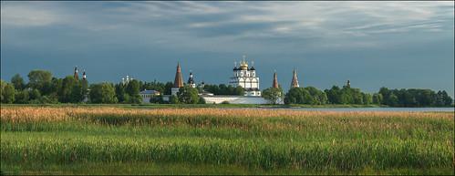 Russia. Teryaevo. Joseph-Volokolamsk Monastery.