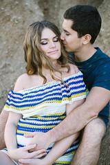O&A (ilukmanova) Tags: california love happy losangeles couple pregnancy malibu maternity elmatador