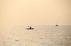 Adriatic Sea at break of day, Piran / Slovenia (anji) Tags: slovenia slovenija exyu exyugoslavia balkans istria istra adriaticsea adriatic jadran piran pirano