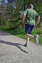 Driven (The Snige) Tags: person shropshire runner gentleman jogger motivated haughmondhill