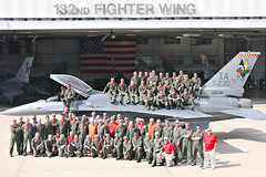 124FS Hawkeyes Legacy Drivers & Rogues (Kris Klop) Tags: heritage plane airplane fly flying fighter aircraft aviation flight viper legacy pilot pilots hawkeyes fw 132nd 124fs