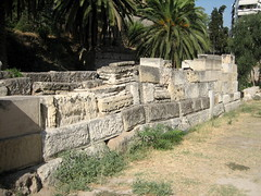 050 - Greek wall (Scott Shetrone) Tags: other graveyards events places athens greece 5th kerameikos anniversaries