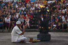 Kecak Dance (3vilmunkey) Tags: travel bali indonesia uluwatu kecak ramayana