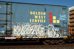 untitled (stayfarawayfrom5hoe) Tags: nave naveo naver udm udmk smc freight train graffiti amck ra be gmc tak emr wkt bay area oakland san francisco
