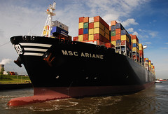 MSC Ariane (larry_antwerp) Tags: haven port ship belgium vessel container antwerp schip mediterraneanshipping 9484443
