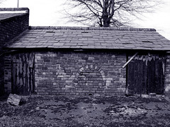 Abandoned 3 (suzanna_hughes) Tags: urban white black abandoned farmhouse landscape cottage exploration asylum denbigh urbanex