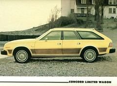 1980 AMC Concord Limited Station Wagon (coconv) Tags: pictures auto old classic cars car station vintage magazine ads advertising wagon cards photo flyer automobile post image photos antique postcard ad picture images motors advertisement vehicles photographs card photograph american postcards vehicle hornet autos collectible amc rambler collectors concord 80 1980 limited brochure automobiles dealer prestige