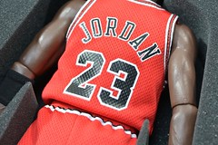 Jordan 23 (PowerPee) Tags: toys collectible michaeljordan enterbay nikond800