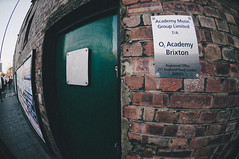 Brixton Academy (stoyanov ) Tags: uk england fish london eye tower film thames river underground big fuji ben kodak britain 10 united great grain o2 kingdom fisheye mm process academy brixton vsco