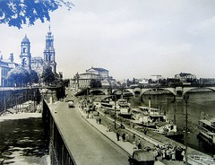 Dresda5 (SOCIAL FLO MEMORY ALIVE) Tags: history architecture germany dresden cities digitalphotography vintagephotography