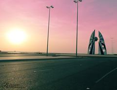 ينبع (EbtesamJ) Tags: sea canon photography eos saudi arabia ksa yanbu تصوير تصويري بحر شروق دوار d650 ينبع