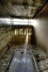 Rays (djflava) Tags: england abandoned hospital bristol nikon decay institute disused derelict barrow mental urbex d80